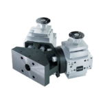 MAAG | Twin outlet gear pump for complex extrusion | extrex⁶ Y-Adaptor