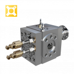 MAAG | Extrusion gear pump for polymers | extrex⁶ ER