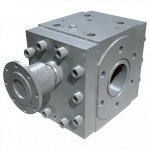 MAAG | Booster extrusion melt gear pump | extrex⁶ EX