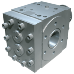 MAAG | Extrusion gear pump for rubber extruder | extrex