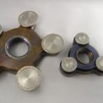 MAAG | Underwater cutting | Die Plate Grinding Tool