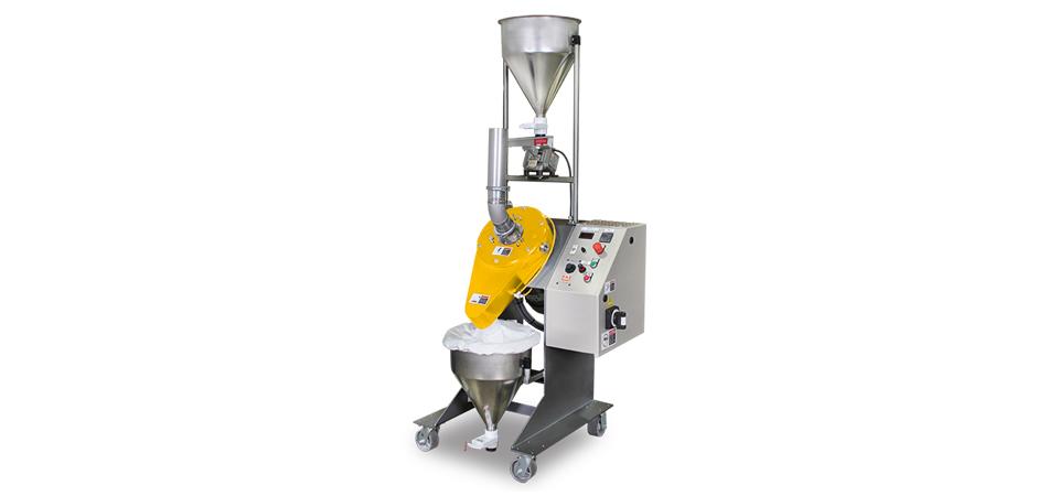 maag-pulverizer-Lab Pulverizer REX tech