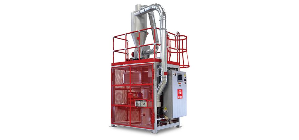 maag-pulverizer-pulverizing-system-85XLP-CE