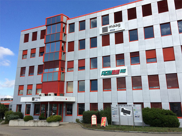 Headquarter: MAAG Group, Oberglatt