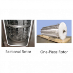 MAAG | Centrifugal pellet dryer for systems | Rotors