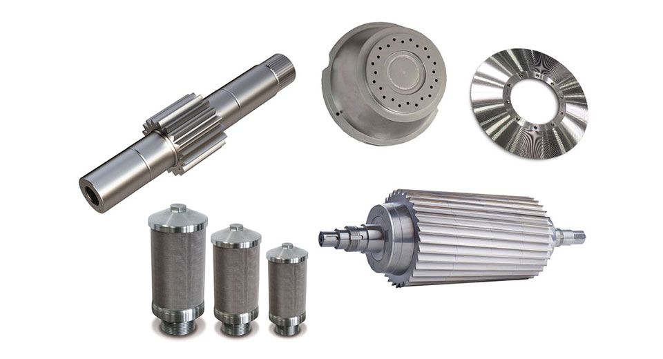MAAG Group - Original spare parts
